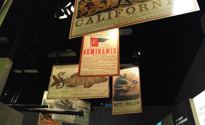 Exploring Exhibits: Gold Rush! El Dorado in British Columbia