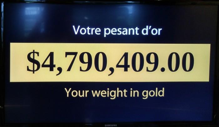 Gold 11