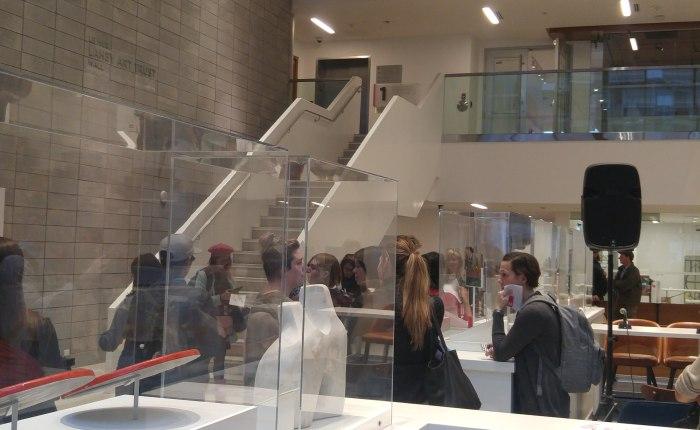 Exploring Exhibits: Instameet at the new Ottawa ArtGallery